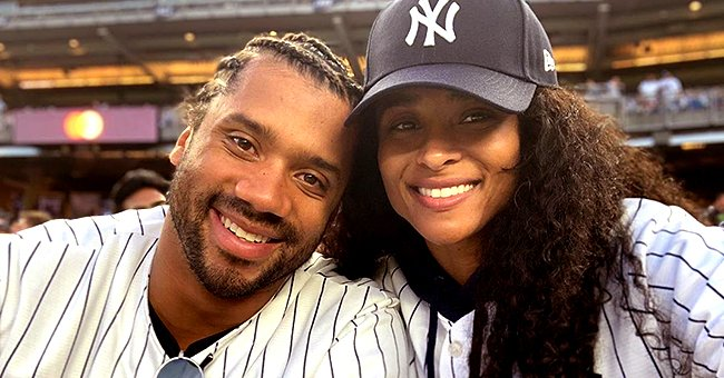 Ciara Shares a Sweet Pic of Her Three Adorable Kids in Matching Pajamas with Football Print