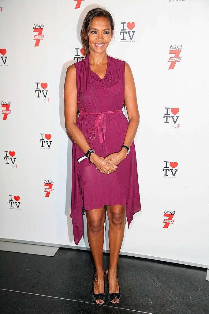 Karine Le Marchand en 2010. Photo : Getty Images