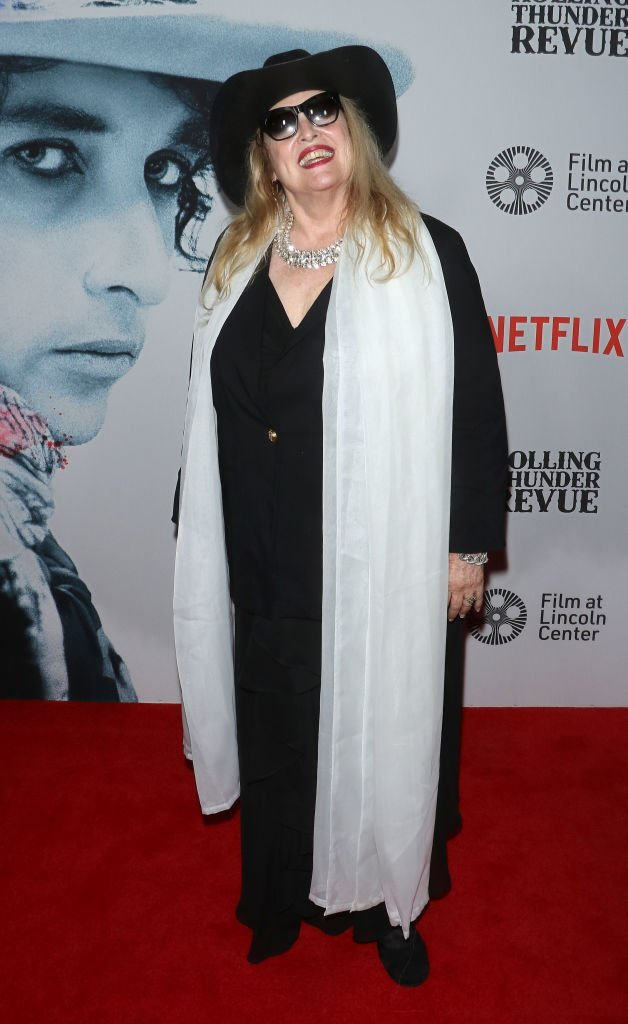 "Ronee Blakley attends the ""Rolling Thunder Revue: A Bob Dylan Story By Martin Scorsese"" New York screening 
