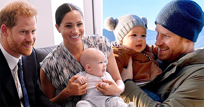 People: Meghan & Harry's Friend Claims Archie Is Happy in the Californian Sunshine