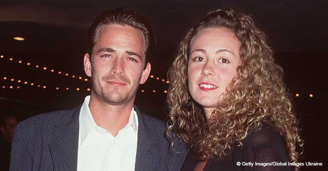 Who Is Rachel Sharp? Everything about Luke Perry's Ex-Wife & Mom of His Two Children
