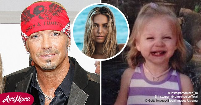 Bret Michaels' daughter has grown up to be a gorgeous model