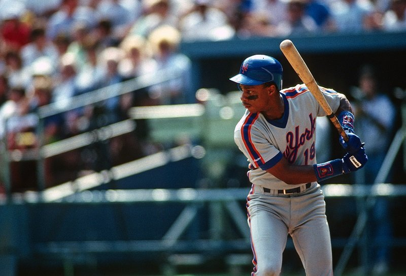 Darryl Strawberry in 1987 in Pittsburgh, Pennsylvania | Photo: Getty Images