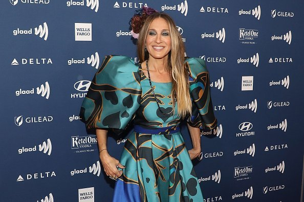 Sarah Jessica Parker at New York Hilton Midtown on May 4, 2019 in New York City | Photo: Getty Images