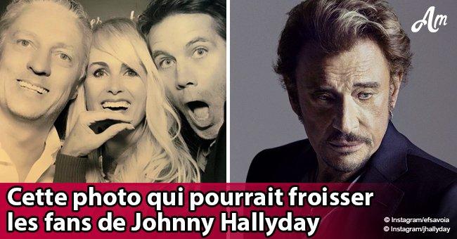 Laeticia Hallyday n'hésite pas à prêter à son ami une chose très chère à Johnny