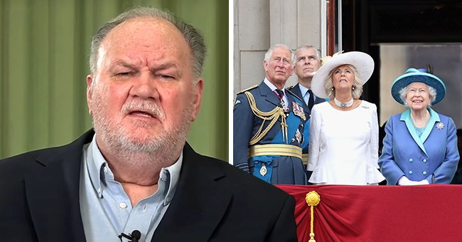 Thomas Markle Defends the Royal Family Amid His Daughter Meghan Markle's Claims of Racism
