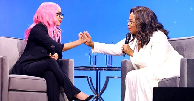 Oprah Breaks down in Tears after Lady Gaga's Emotional Confession about Sexual Abuse in Florida during 2020 Vision Tour