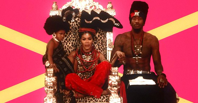 Teyana Taylor Rocks African Outfits with Husband Iman Shumpert & Daughter Junie as They Star in 'We Got Love' Video