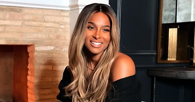 Ciara & Daughter Sienna Show Their Bond & Striking Resemblance Smiling Together in Cute Photos
