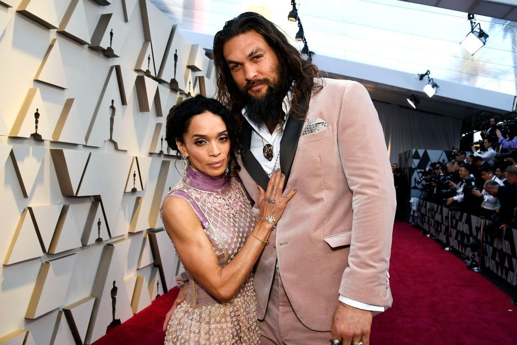 Lisa Bonet and Jason Momoa attend the 91st Annual Academy Awards at Hollywood and Highland | Photo: Getty Images