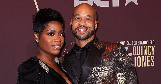 How Fantasia's Husband Kendall Taylor Celebrated His 40th Birthday
