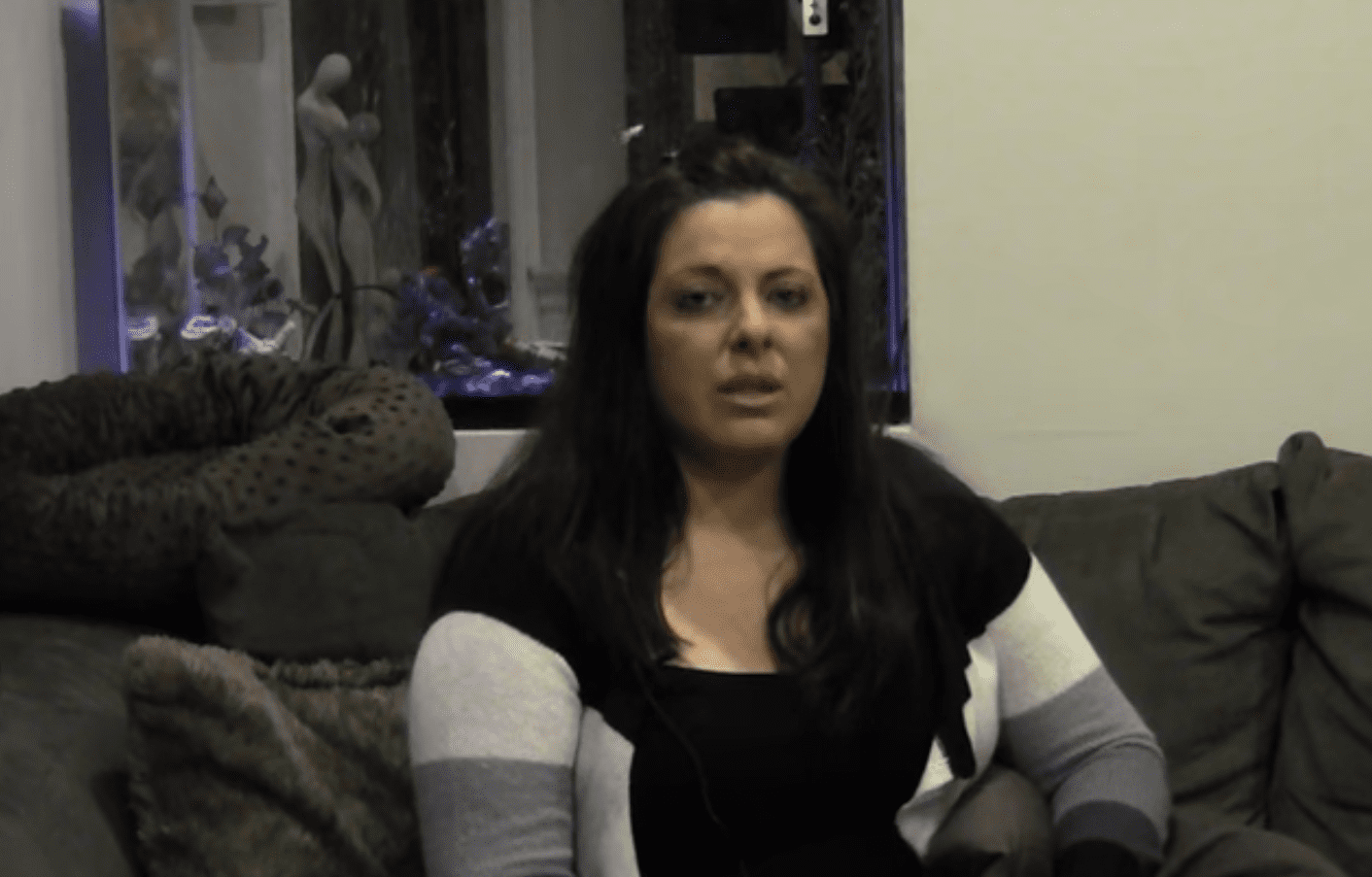 Dawn Marie speaks out in an interview for Wrestlers Rescue. | Photo: Youtube/MUPO ENTERTAINMENT LLC