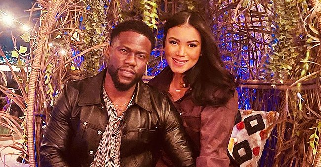 See Kevin Hart's Wife Eniko's Happy Place as She Poses in a Bikini with a Friend Amid Vacation