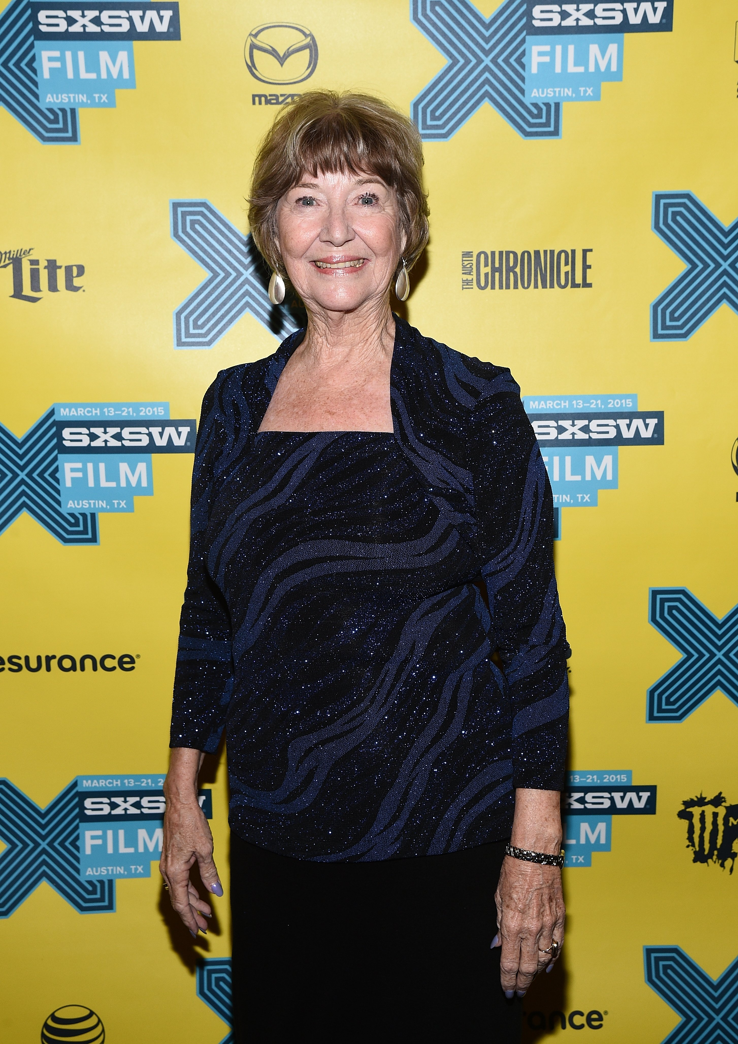 """Charlotte Stewart at the screening of """"Human Highway"""" during the 2015 SXSW Music, Film + Interactive Festival 