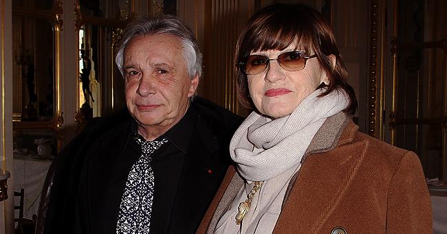 Michel Sardou explique pourquoi il appelle sa femme, Anne-Marie Périer, 'le phare des baleines'