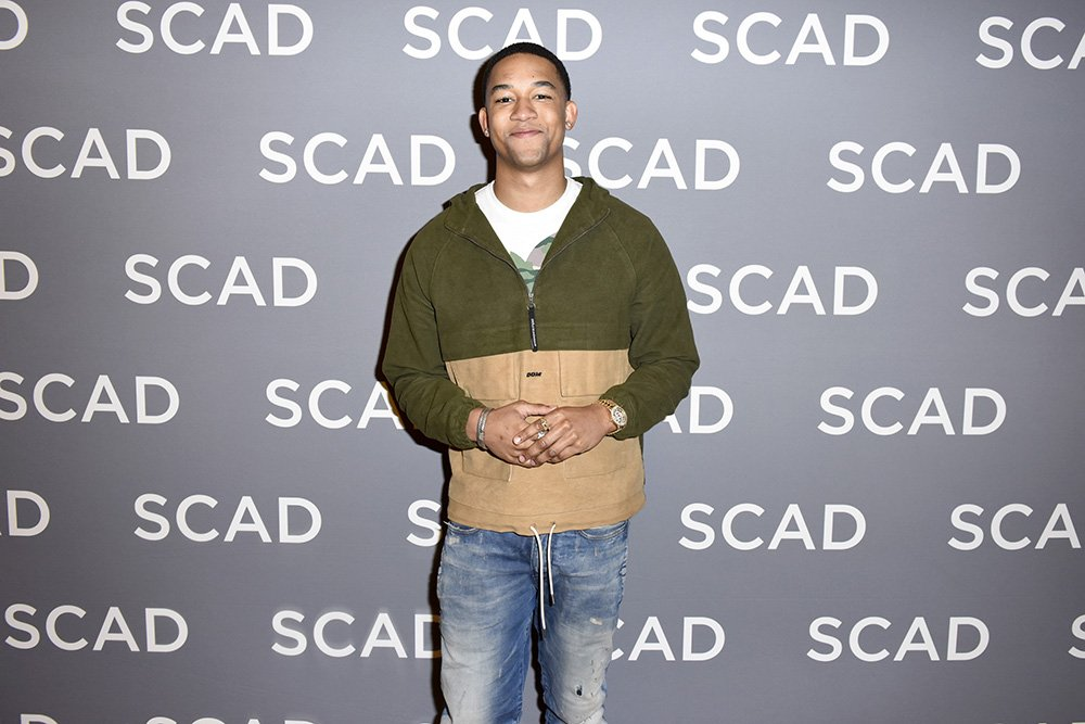 Actor Peyton Alex Smith attends SCAD aTVfest 2020 in Atlanta, Georgia on February 29, 2020. I Image: Getty Images.