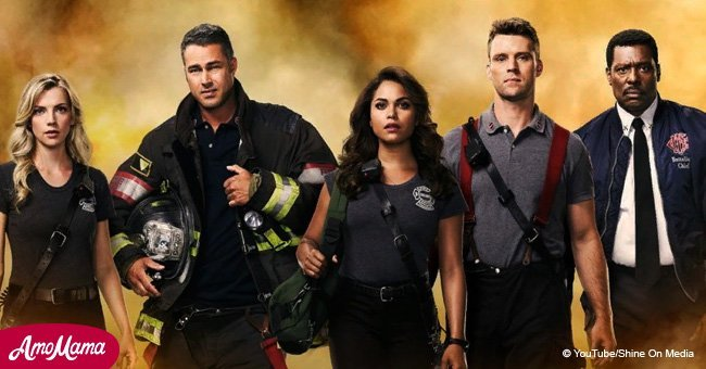Late 'Chicago Fire' star makes a posthumous appearance on the show leaving fans devastated