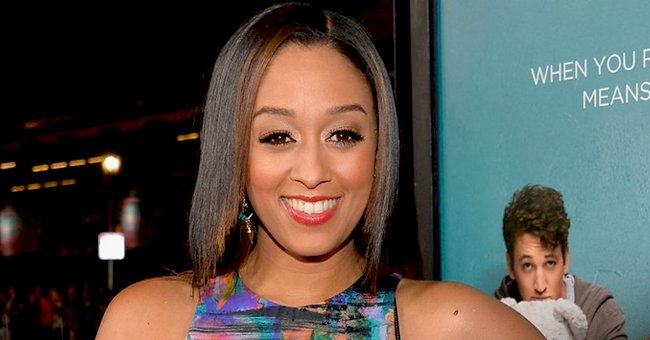 Tia Mowry Shares Heartwarming Photo of Husband & Cute Daughter — Fans Say They Look like Twins