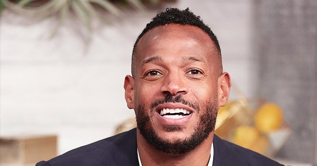 Marlon Wayans Shows off Sweet Moment of Fatherhood Bliss in a Throwback Photo with His Child