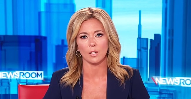 Brooke Baldwin of CNN Shares Candid Photo from Her COVID-19 Battle