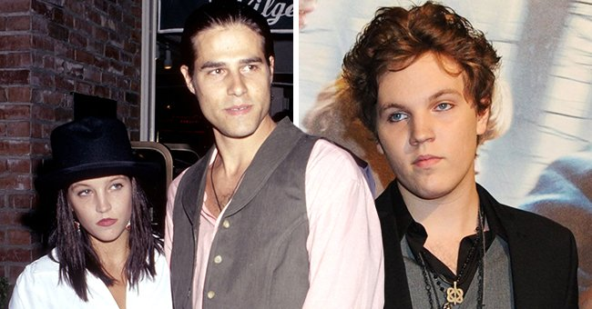 The Sun: Lisa Marie Presley & Ex Danny Keough Moved in Together after Her Son Benjamin's Death