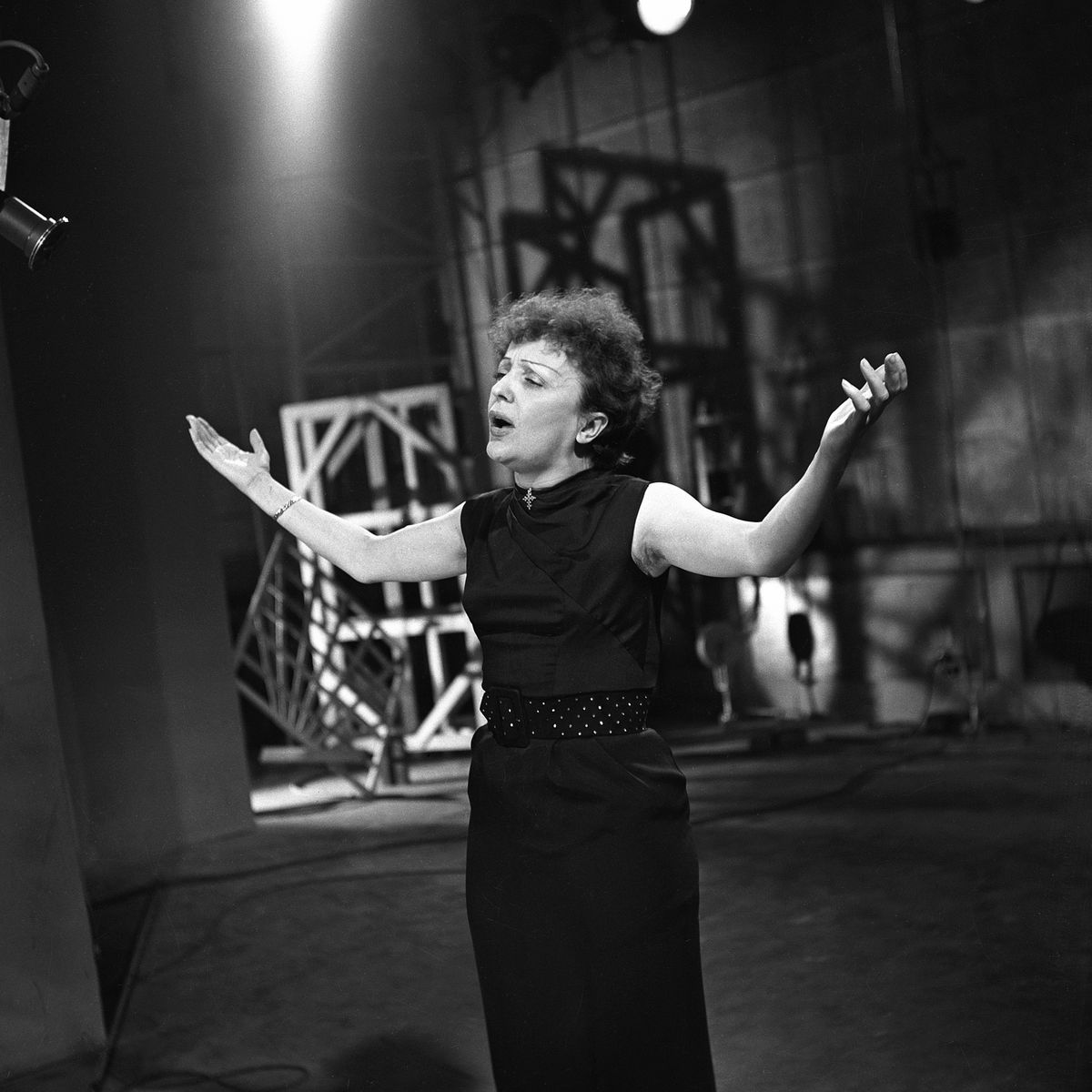 La chanteuse Édith Piaf | Photo : Getty Images