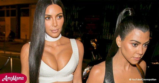 Kim and Kourtney Kardashian continue to argue on Twitter amid their feud