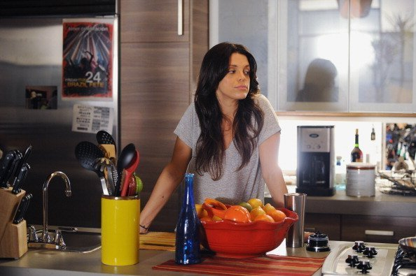 """Vanessa Ferlito as Charlie Demarco on """"King's Castle"""" 