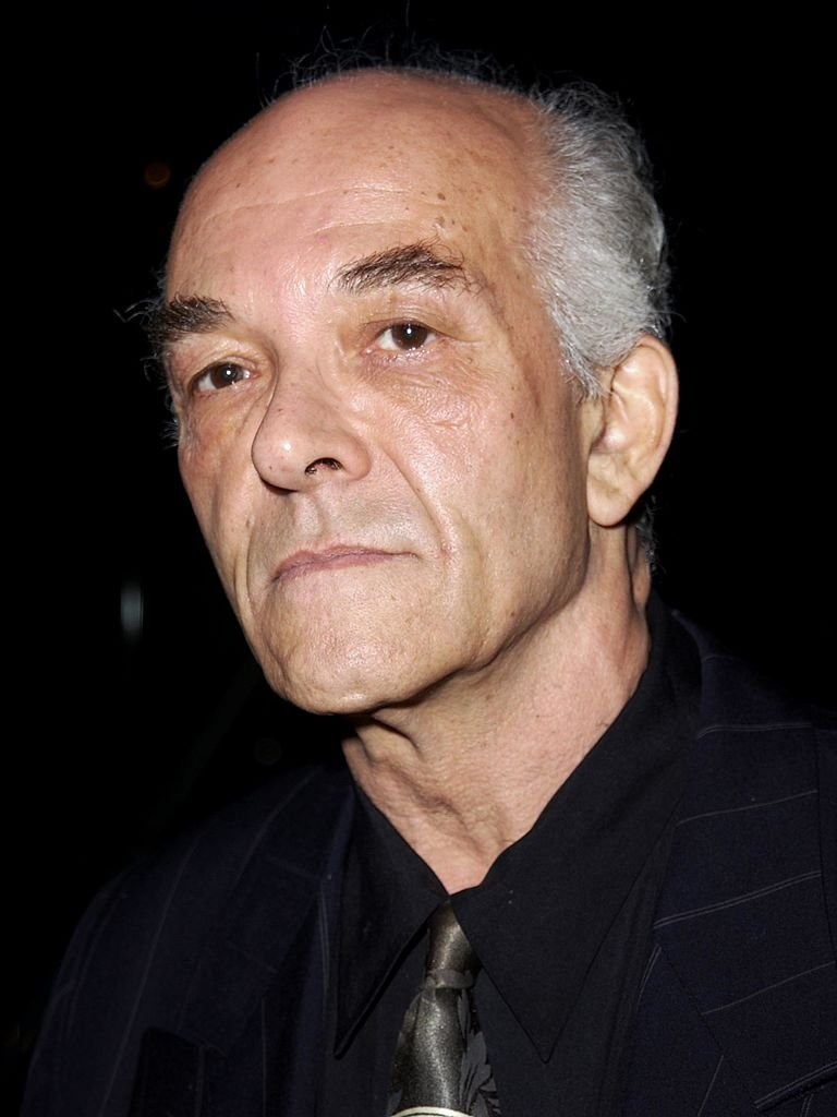 Mark Margolis in September 2001 at Planet Hollywood Times Square in New York City | Photo: Getty Images