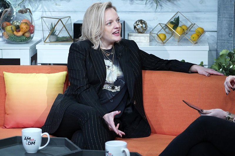 Elisabeth Moss on February 27, 2020 in New York City | Photo: Getty Images