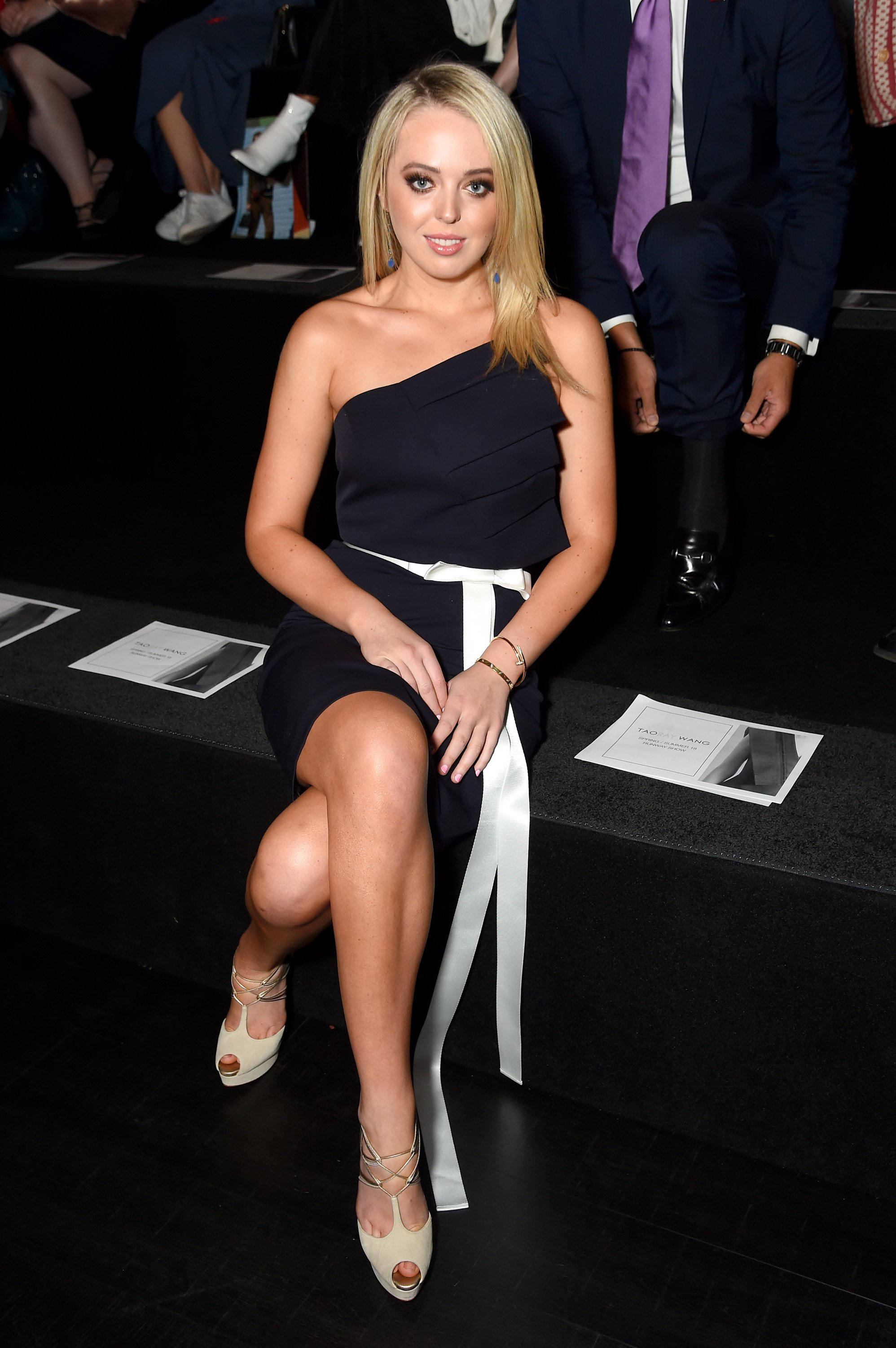 Tiffany Trump on September 9, 2017 in New York City   Source: Getty Images