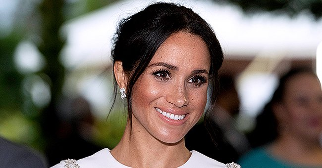 Meghan Markle Discusses Fashion & Guest Editing British Vogue's September 2019 Issue in Unseen Video
