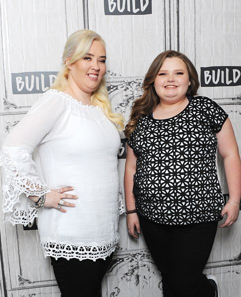 Mama June and Honey Boo Boo at Build Studio on June 11, 2018 in New York City. | Photo: Getty Images