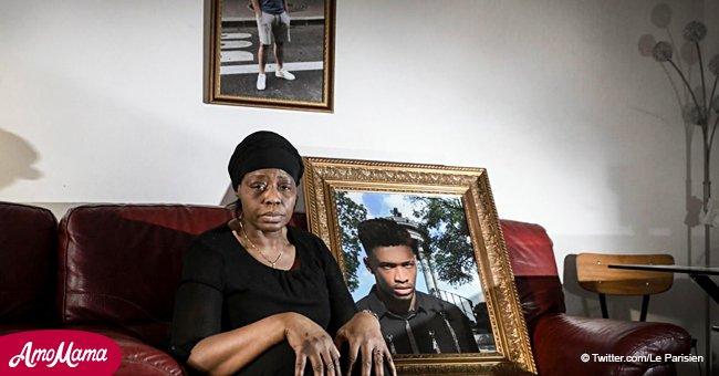 La mère de Henry, un garçon de 17 ans assassiné, appelle à la fin des violences en France