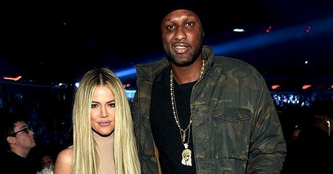 People: Khloé Kardashian Is Very Happy for Ex-Husband Lamar Odom after He Gets Engaged to Sabrina Parr