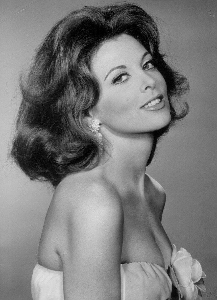 Tina Louise in 1964 | Photo: Wikimedia Commons Images