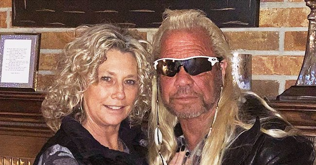 Francie Frane Declares Her Love to 'Dog the Bounty Hunter' in Caption with Pic of Her Grandson
