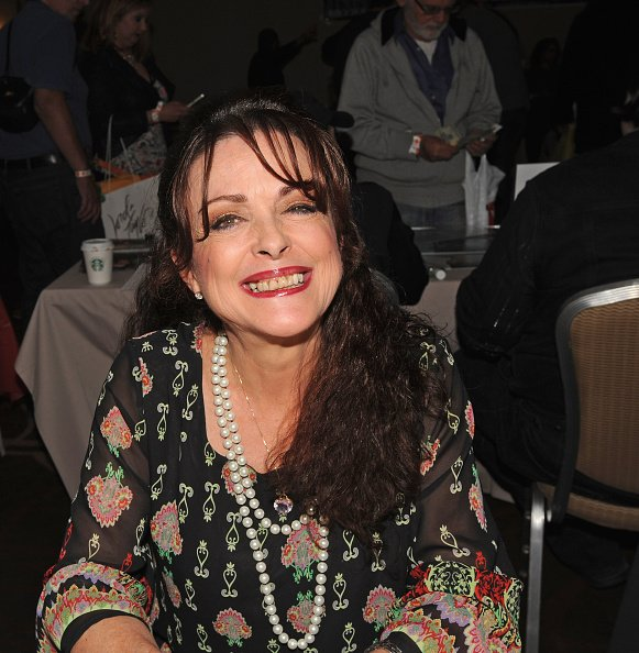 Lisa Loring at Sheraton Parsippany Hotel on October 23, 2015 in Parsippany, New Jersey. | Photo: Getty Images