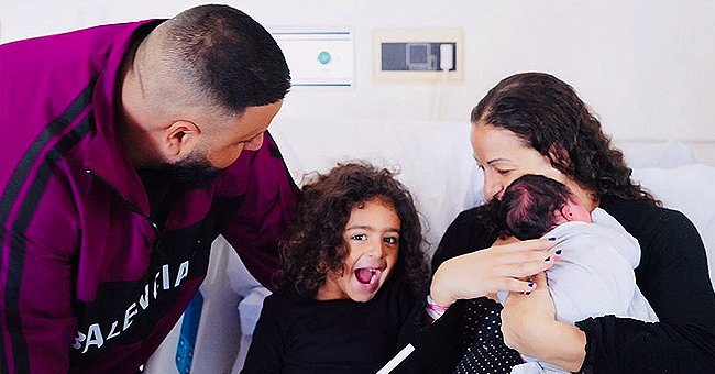 DJ Khaled Shares Photos and Videos of His Family after Their Flight