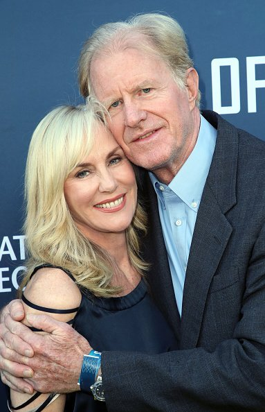 Rachelle Carson and Ed Begley Jr. at NeueHouse Los Angeles on July 10, 2019 in Hollywood, California.   Photo: Getty Images