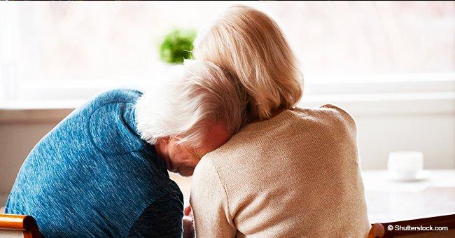 Pareja de ancianos podría perder su hogar tras ser garantes ante el banco para préstamo de hijo