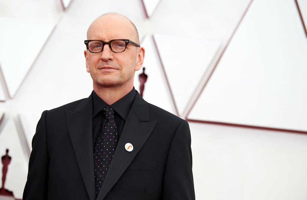 Steven Soderbergh at the 93rd Annual Academy Awards at Union Station on April 25, 2021 | Photo: Getty Images