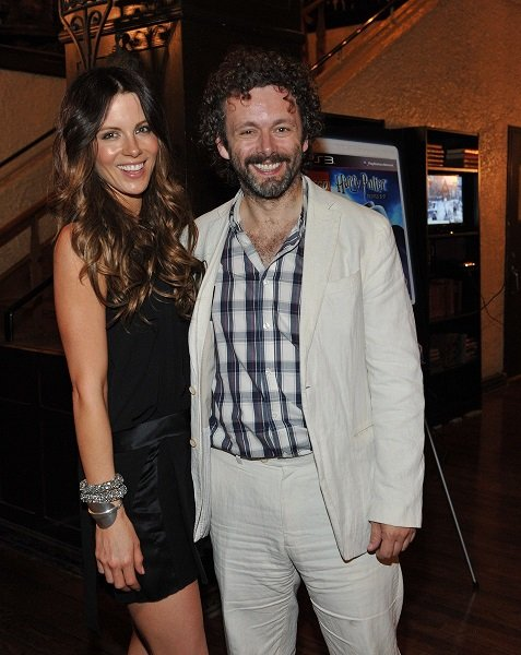 Kate Beckinsale et Michael Sheen | Photo : Getty Images