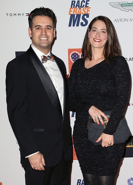 Cyrus Wilcox and Clementine Ford at the Hyatt Regency Century Plaza on April 24, 2015 in Century City, California | Photo: Getty Images