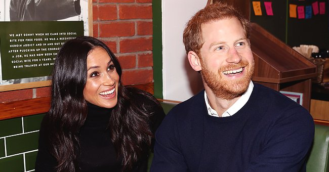 Closer Weekly: Harry & Meghan Are Very Friendly & Normal While Visiting Their Local Food Shop in Canada