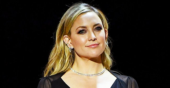 Kate Hudson Says Her #1 Parenting Goal Is Ensuring Her Kids Are Funny — See Video