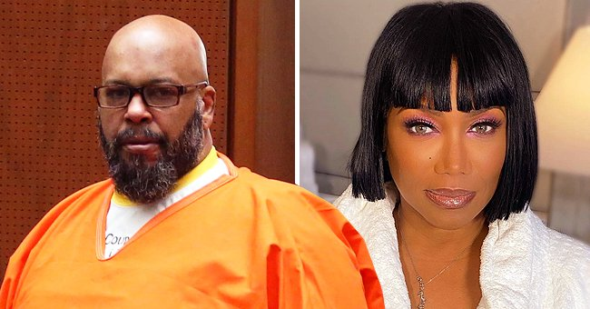 Suge Knight's Ex Michel'le Shows Their Daughter Bailei without Braces for the First Time in 3½ Years