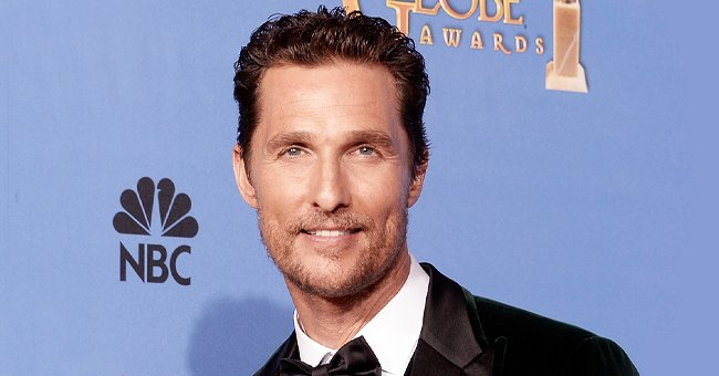 Here's How Matthew McConaughey Proudly Announced the Release of His New Memoir 'Greenlights'