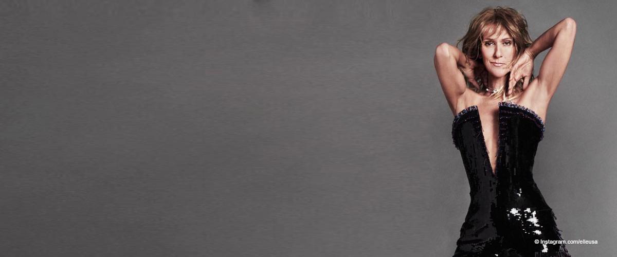 Céline Dion fait la couverture de la prestigieuse magazine Elle pour le mois de juin