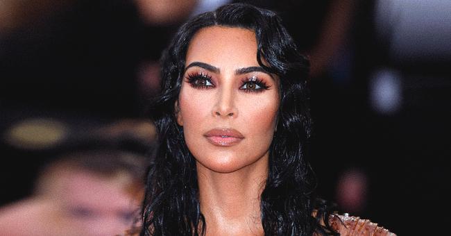 Kim Kardashian Leaves Nothing to the Imagination during a Photoshoot